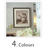 try match the colour of your frame with the artwork inside - thumb